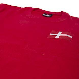Denmark 1970's Retro Football Shirt | 5 | COPA