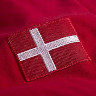 Denmark 1970's Retro Football Shirt | 3 | COPA