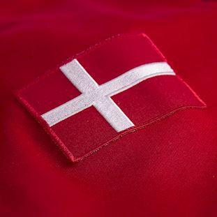 Denmark 1970's Retro Football Jacket | 3 | COPA