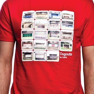 6536 | Dugouts T-Shirt | 2 | COPA