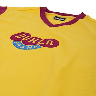 Dukla Prague Away 1960's Retro Football Shirt | 5 | COPA