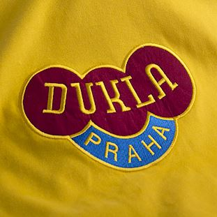 Dukla Prague Away 1960's Retro Football Shirt | 3 | COPA