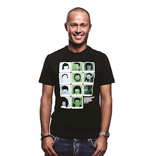Famous Haircuts T-Shirt   5   COPA