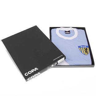 FC Karl-Marx-Stadt 1976 - 1977 Retro Football Shirt | 6 | COPA