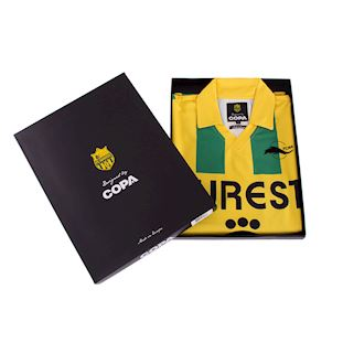 FC Nantes 1994 - 95 Retro Football Shirt | 7 | COPA