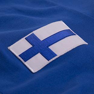 Finland 1955 Retro Football Shirt | 3 | COPA