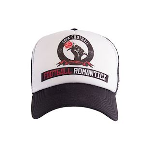football-romantics-trucker-cap-black | 2 | COPA