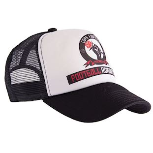 football-romantics-trucker-cap-black | 3 | COPA