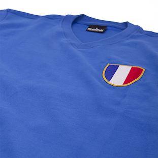 Frankrijk 1968 Olympics Retro Voetbal Shirt | 5 | COPA