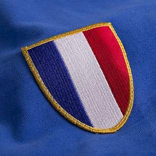 Frankrijk 1968 Olympics Retro Voetbal Shirt | 3 | COPA