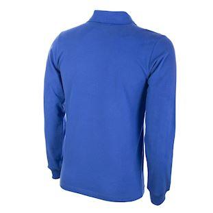 Frankrijk 1950's Retro Voetbal Shirt | 4 | COPA