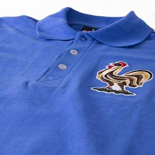 Frankrijk 1950's Retro Voetbal Shirt | 5 | COPA