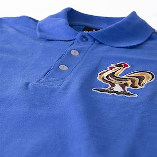 France 1950's Retro Football Shirt | 5 | COPA