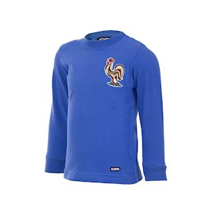 6807 | France 'My First Football Shirt' Long Sleeve | 1 | COPA