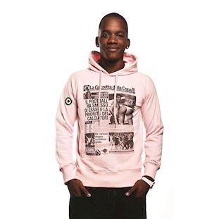 6419 | Gazzetta della COPA Hooded Sweater | Pink | 1 | COPA