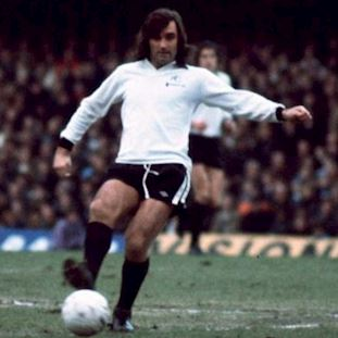 George Best Fulham Calzini Casuale | 4 | COPA