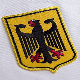 Germany 1970's Retro Football Shirt | 3 | COPA