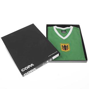 Germany Away 1970's Retro Football Shirt | 6 | COPA