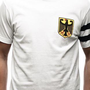 6542 | Germany Spielführer T-Shirt | White | 2 | COPA