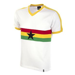 Ghana 1980's Retro Football Shirt | 1 | COPA