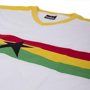 Ghana 1980's Retro Football Shirt | 5 | COPA