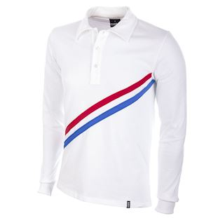 601 | Holland 1905 Long Sleeve Retro Football Shirt | 1 | COPA