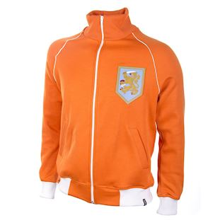 852 | Holland 1960 Retro Football Jacket | 1 | COPA