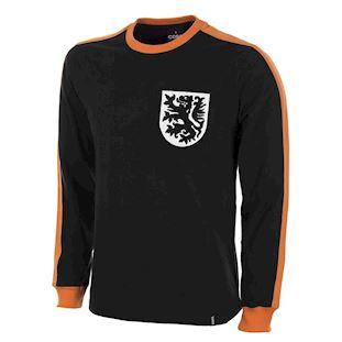 559 | Holland Goalie 1970's Long Sleeve Retro Football Shirt | 1 | COPA