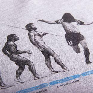 Human Evolution T-Shirt | 3 | COPA