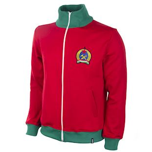 853 | Hungary 1970's Retro Football Jacket | 1 | COPA