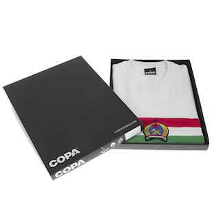 Hungary Away 1950's Retro Football Shirt | 6 | COPA