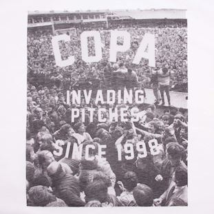 Invading Pitches Since 1998 T-Shirt | 2 | COPA