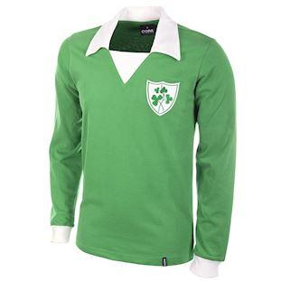 310   Ireland 1970's Long Sleeve Retro Football Shirt   1   COPA