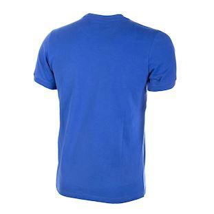 Italy 1970's Retro Football Shirt | 4 | COPA