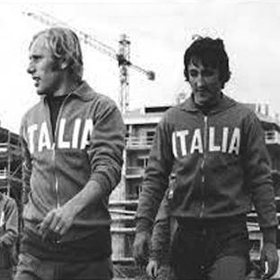 Italy 1970's Retro Football Jacket | 2 | COPA