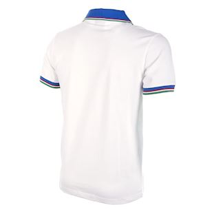 Italy Away World Cup 1982 Retro Football Shirt | 4 | COPA