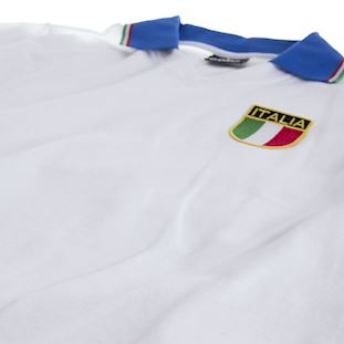 Italy Away World Cup 1982 Retro Football Shirt | 5 | COPA