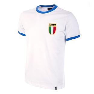 102 | Italy Away 1960's Short Sleeve Retro Football Shirt | 1 | COPA