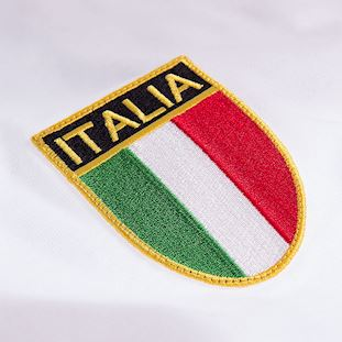 Italy Away 1960's Retro Football Shirt   3   COPA