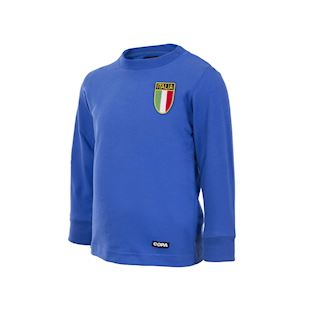 6802 | Italy 'My First Football Shirt' Long Sleeve | 1 | COPA