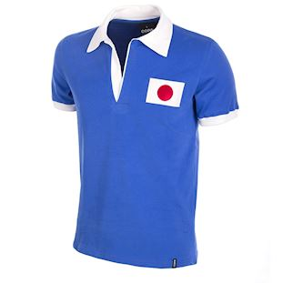 672 | Japan 1950's Short Sleeve Retro Football Shirt | 1 | COPA