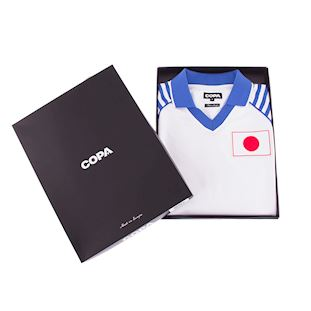 Japan 1987 - 88 Retro Football Shirt | 6 | COPA
