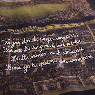 La Bombonera V-Neck T-Shirt | 3 | COPA