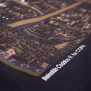 La Bombonera V-Neck T-Shirt | 4 | COPA