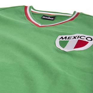 Mexico Pelé 1980's Retro Football Shirt | 5 | COPA