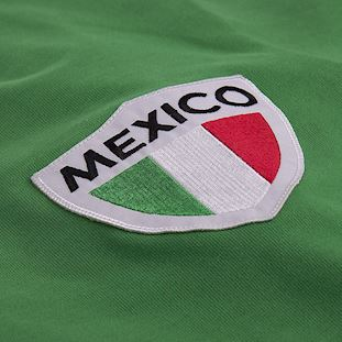 Mexico Pelé 1980's Retro Football Shirt | 3 | COPA