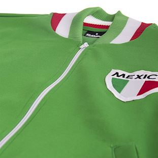 Mexico 1970's Retro Football Jacket | 5 | COPA