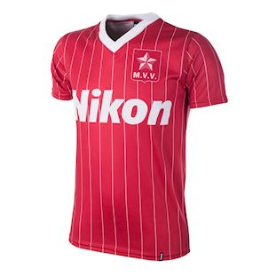 MVV 1983 - 1984 Retro Football Shirt | 1 | COPA