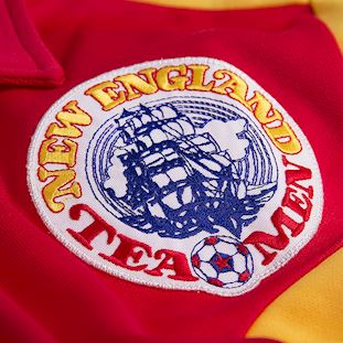 New England Tea Men 1978 Retro Football Shirt | 3 | COPA