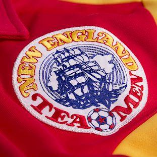 New Engeland Tea Men 1978 Retro Voetbal Shirt | 3 | COPA